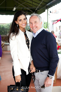 Monica & Frank McCourt