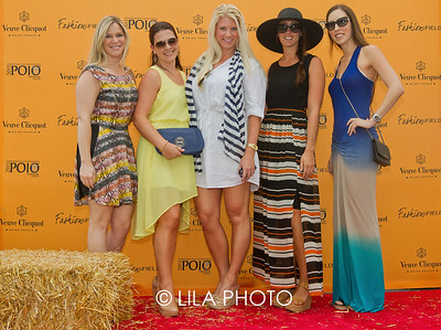 Heather Hatcher, Penny Lacey, Lauren Cotton, Kate Morrison and Danielle Giordano.