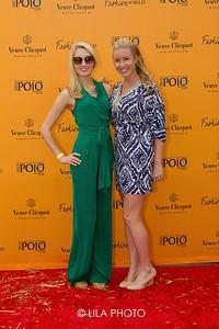Brianna Mahler and Amy Horrocks.