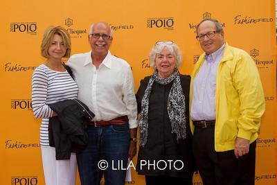 Andrea Seidman, Sandy Seidman, Marlene Scharr and Jerry Scharr.