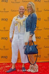 Hektor Nour and Jessica Kidner.