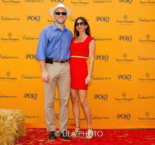 Dave Rosow and Lisa Grunebaum.
