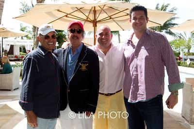 Fred Reitman, Marty Freedman, Brent, Marvin Salganov