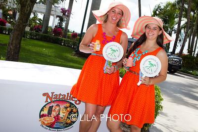 Juliana Taylor, Jenna Taylor of Natalie's Orchid Island Juice Company