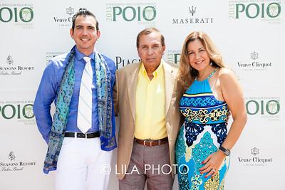 Abner Pedraza, Jose Martinez, Rosa Martinez