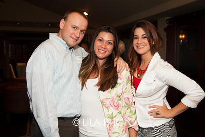 Lucan Iwanski, Kristina Loaiza, Dayana Martinez