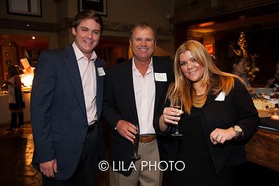 James Corry, Mike Jonges, Natalie Lynch