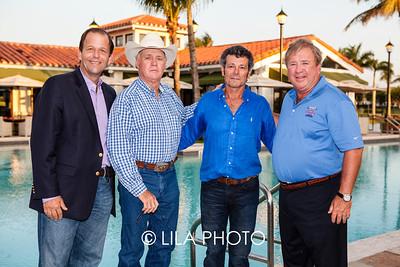 John Wash, Jimmy Newman, OmarCepeda and Tim Gannon.