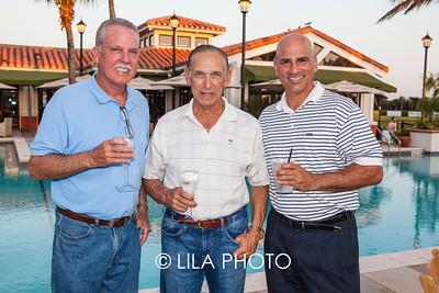 Bobby Benedix, Jim Kravitz and John Termotto.