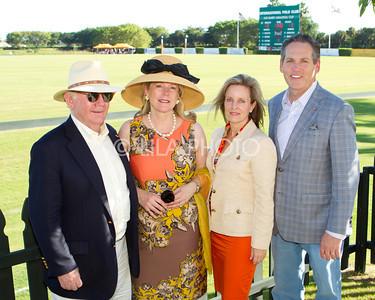 Peter & Brantley Knowles, Susan & Joe Meyer