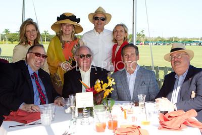 (sitting) Jonathan Jensen, Peter Knowles, Joe Meyer, Doug Weimer (standing) Susan Meyer, Brantley Knowles, ___, Cindy Hoyt