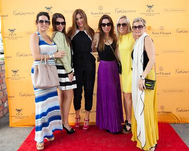 Courtney Jacobi, Christina Shelton, Lori Suarez, Samantha Sarji, Kara Gertz, Jennifer Abbott