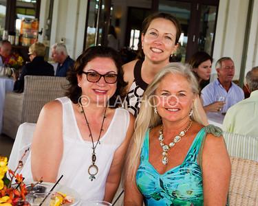 Genoa Katz, Terri Campbell, Lieghann Fischer