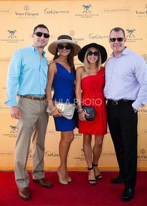 Michael & Christina Sullivan, Erica & Rob Lees