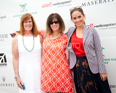 Cindy Calderon, AJ Banuan, Kaylee Calderon