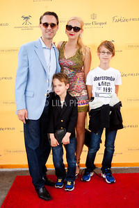 Scott Diament, Matilda Kristell, Leo & Alexander Diament