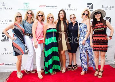 Angi Izzi, Leeanne Rambeau, Gina Howery, Julie Watson, Tami Shull, Angela Marlowe, Valerie Faldo, Echo Yu