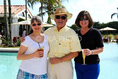 Susan Zimmer, Cardie Saunders, Nancy Spatz