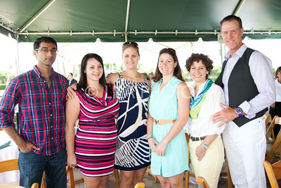 Anand Brahmamdam, Jennifer Maietto, Chelsey Chase, Becky Chase, Dianne Chase, Dan Chase