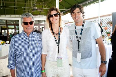 Neil Hirsch, Delfina & Nacho Figueras