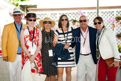 Don & Coco Schefmeyer, Genie Alonso, Jenny Alonso, Rene Alonso, Angela Alonso