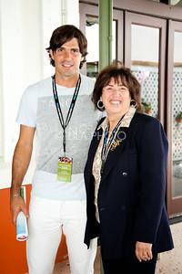 Nacho Figueras, Julie Kime