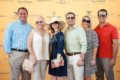 John & Diann Couris, Laura & Greg Esposito, Stacey & Ryan Brandt