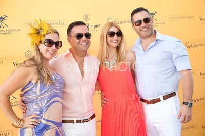 Vivian & Antonio ROca, Robbie & Ivette Blanch