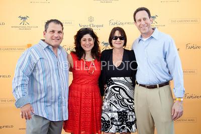 Steve & Carmella Clark, Irene & Steve Horowitz