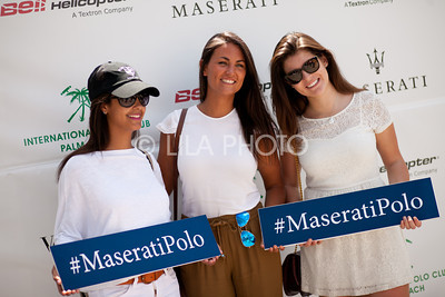 Maria Liriano, Cristina Aristizabal, Marina Temino