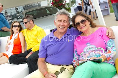 John & Bonnie Haspel