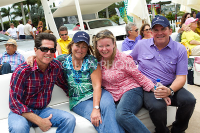 Mark Rohrsted, Carol Rohrsted, Linda Beith, Mark Fitzsimmons