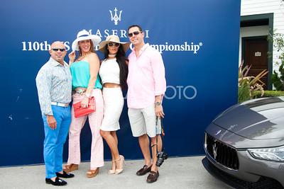 Brian & Jessica Tracy, Nicolle & Dan Feldman
