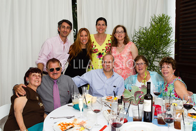DiMenna Family & Guests © 2014 LILA PHOTO
