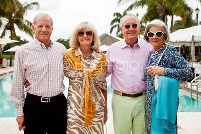 Tom & Marcia Martell, Ed & Margy Trexler