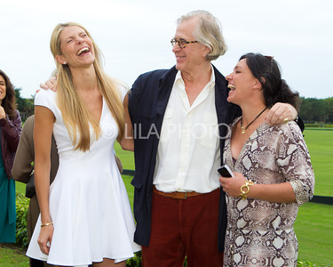 Elizabeth Bock, Lars Bolander, Annabelle Garrett
