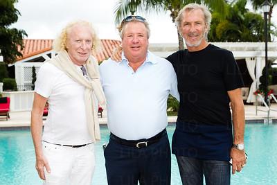 Charlie Shriner, Tim Gannon, Philippe Fatien