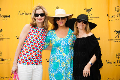 Phoebe Zaya, Nancy Clark, Gayle