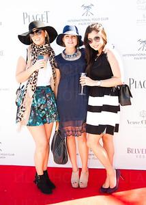Paula Alvis, Valentina Gutierrez, Camille Deocampo
