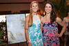 Kristen Gilliga,  Marghi Walters with Lilly Pulitzer