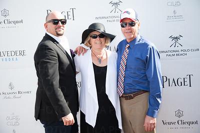 Jeff Fowler, Jackie & Dave Merchant