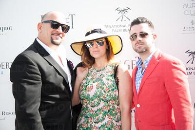 Jeff Fowler, Michele & Frank Gaudino