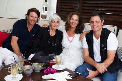 Nick Manifold, Gloria List, Kelly Klein, Joe Manheim
