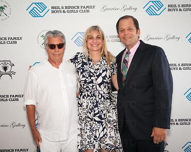 Neil Hirsch, Jaene Miranda, John Wash
