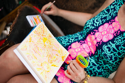Lilly Pulitzer Print Designer, Melissa Sixma