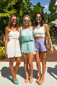 Emily Guelli, Adriana Osorio, Jennifer Hopkins