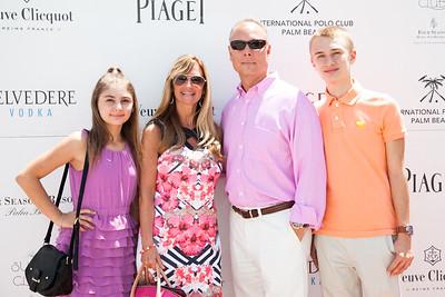 Cassidy, Jill, Kurt & Carson Wyland