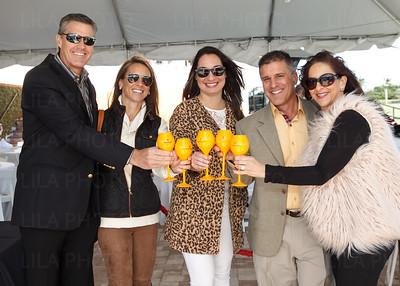 Steve Scaggs, Diane Scaggs, Angelica Lopez, Steven Pellegrino, Jackie Pellegrino