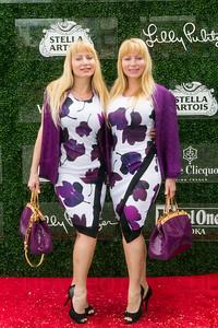 Mila and Lili Kalynovych