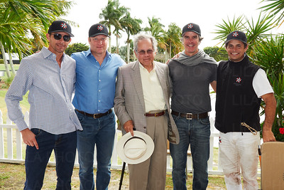Jeff Hall, Jerome Wirth, John Pirovano, Matias McDonough, Carlucho Avellano